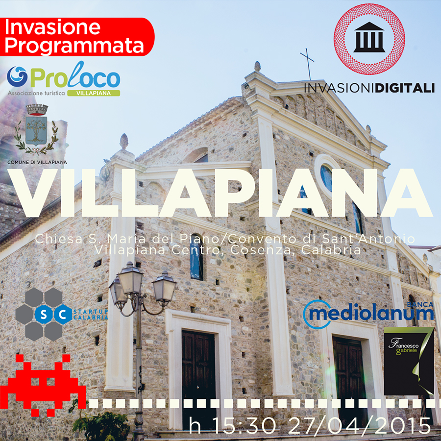 Visual EventoVILLAPIANAnewest