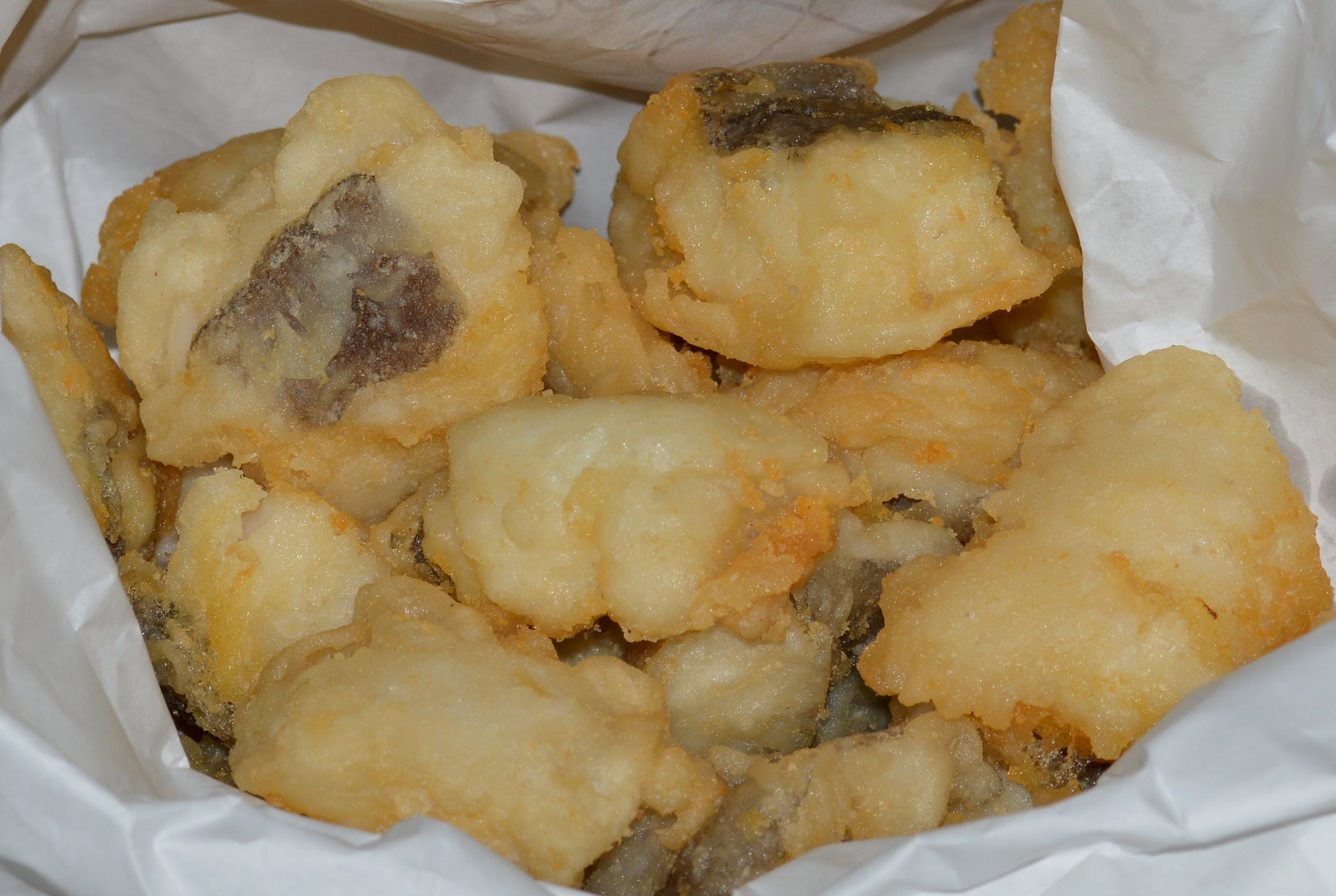 baccala fritto