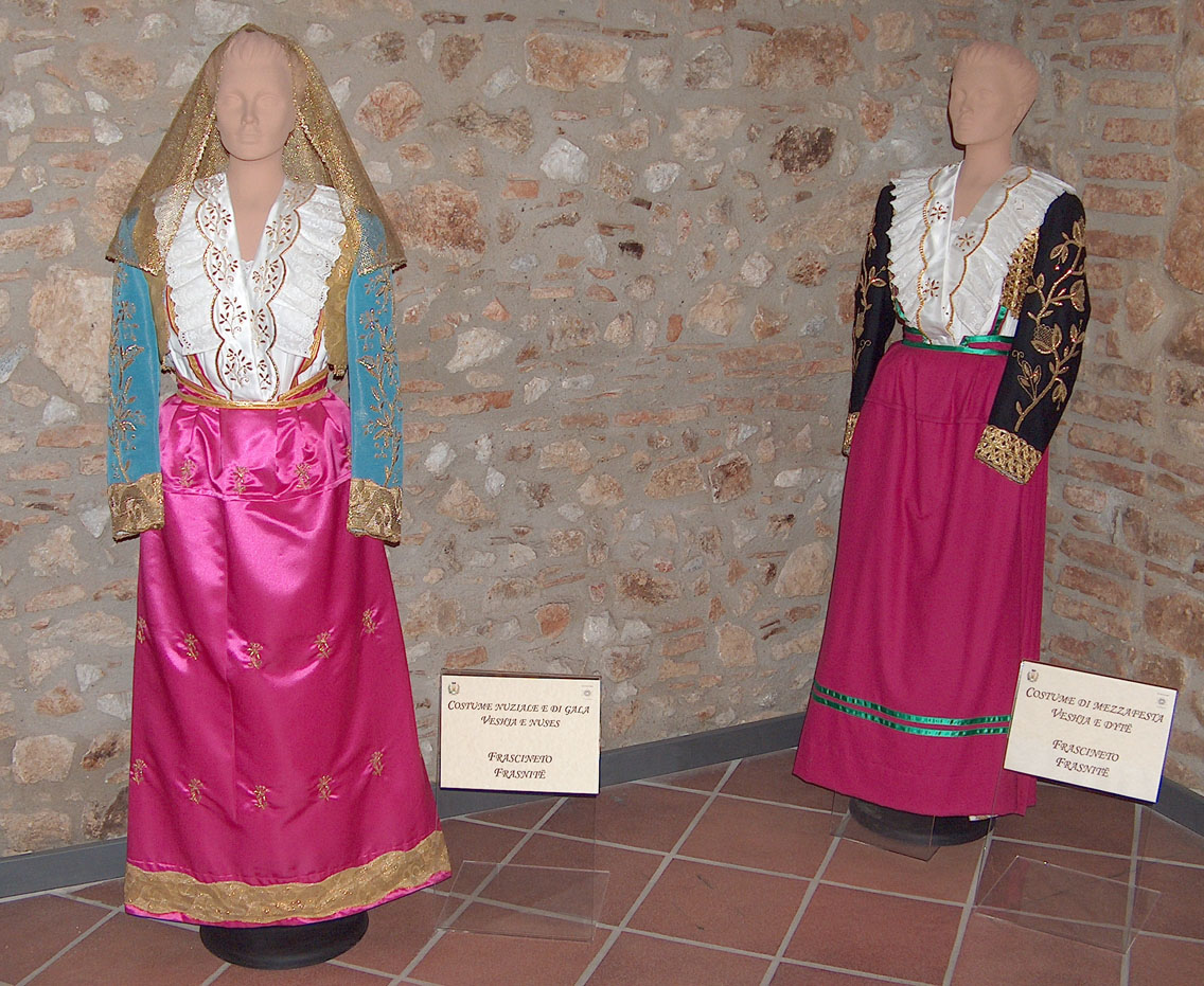 Museo costume arbereshe